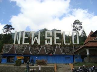Desa Samiran berada di Kecamatan Selo Kabupaten Boyolali di lereng Gunung Merapi
