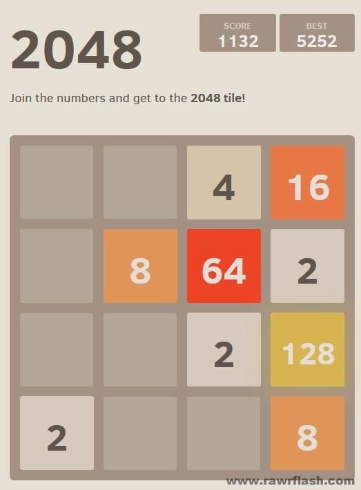 Crie se próprio jogo do 2048!