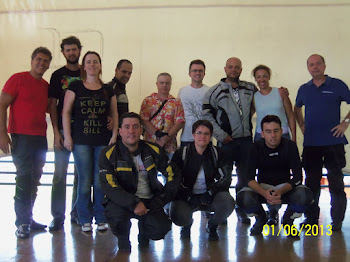 Turminha do 1º Curso de 2013.