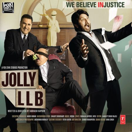 Download HD Jolly LLB 2013 Full Movie Hindi Free DVDScr MKV HQ Torrent