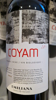 Emiliana Coyam 2011 - Colchagua Valley, Chile (91 pts)