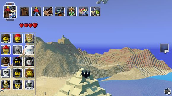 樂高世界 (LEGO Worlds) 全30個人物獲得方法