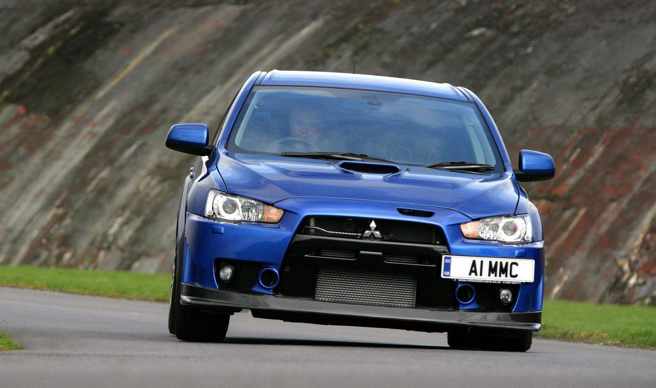 Evo X Mitsubishi Lancer Evolution