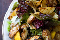 Potato Grilled Salad Recipe | Healthy Vegetable Recipe