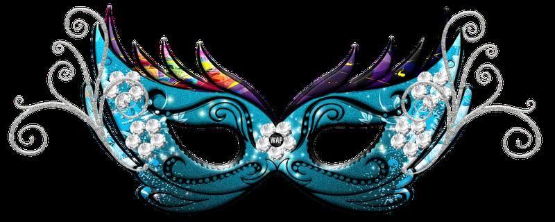 Máscaras de Carnaval em PNG