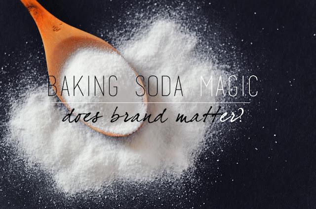 baking soda magic