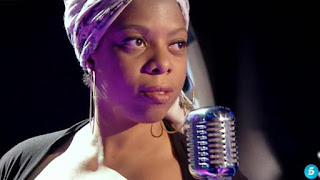 Diana Tarín canta Lady Marmalade-La Voz 2015