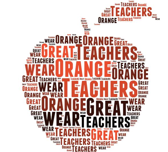 Faust Facts: Great Teachers Wear Orange