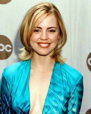 Melissa George actriz de television
