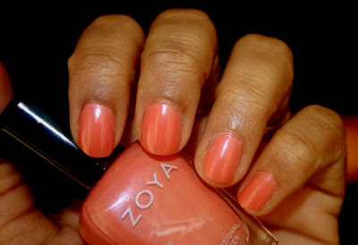 Zoya Nail Polish in Willow Swatch