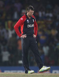 Graeme Swann could not provide breakthrough for his side