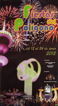 Carteles Fiestas del Polígono