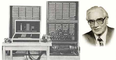 Historia , generaciones y era de la computadora