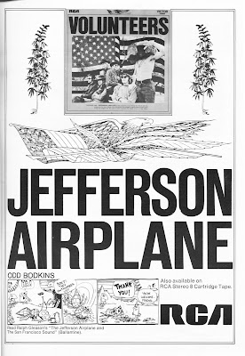 Jefferson Airplane's Volunteers