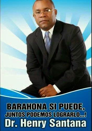 DIPUTADO BARAHONA 2016/20