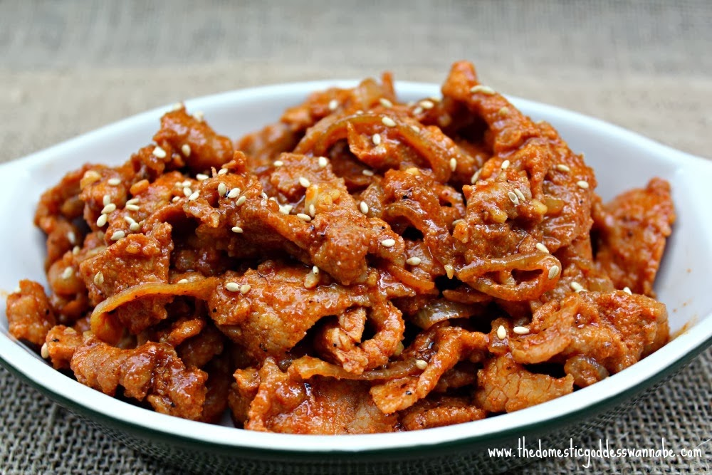 Pork Bulgogi Recipe — Dishmaps