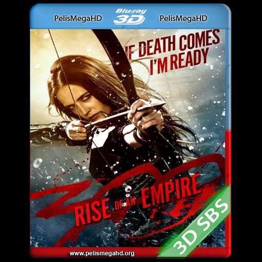 300: EL NACIMIENTO DE UN IMPERIO (2014) FULL 3D SBS 1080P HD MKV ESPAÑOL LATINO