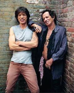 Mick e Keith