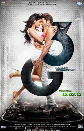3G - A Killer Connection (2013) Movie Poster