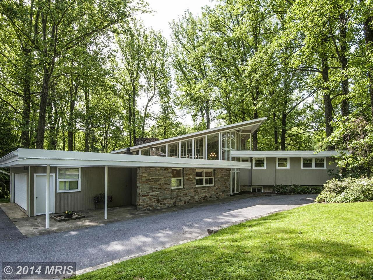 Mid century modern homes in nashville - Home decor ideas