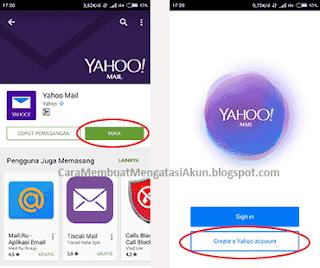 cara membuat email yahoo dengan mudah