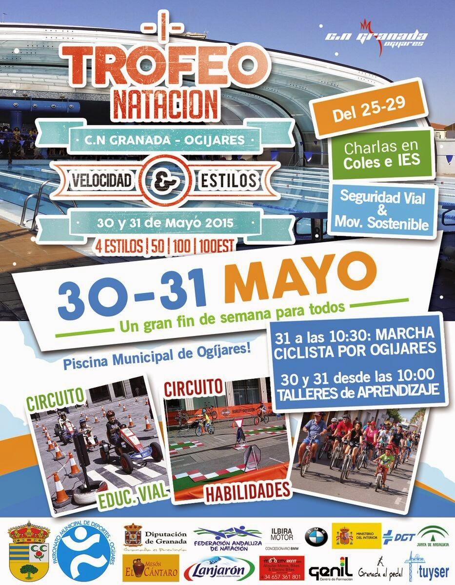 I Trofeo CN Granada - Ciudad de Ogíjares