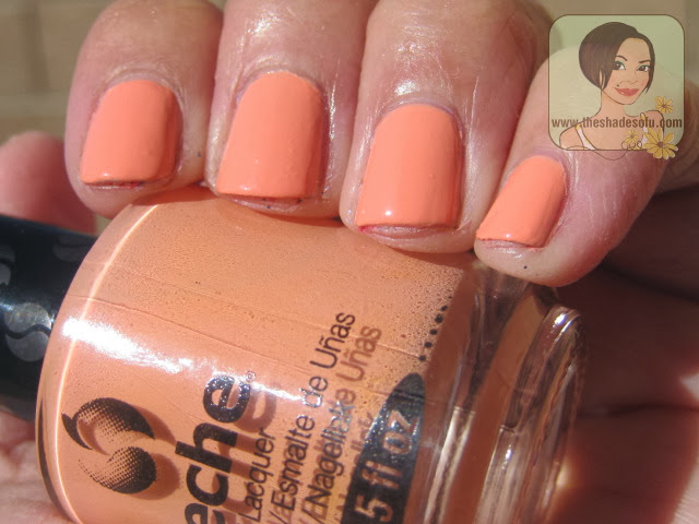 Seche Nail Lacquer in Effortlessly Styled