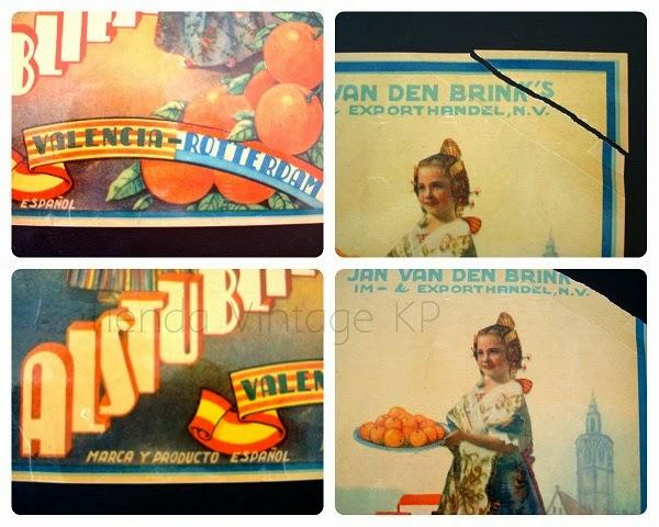 Tienda carteles antiguos vintage para colección
