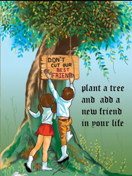 trees are our best friend in hindi Importance of trees in our life - wabs talk trees are our best friends.
