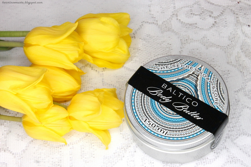 The Secret Soap Store Baltico Body Butter