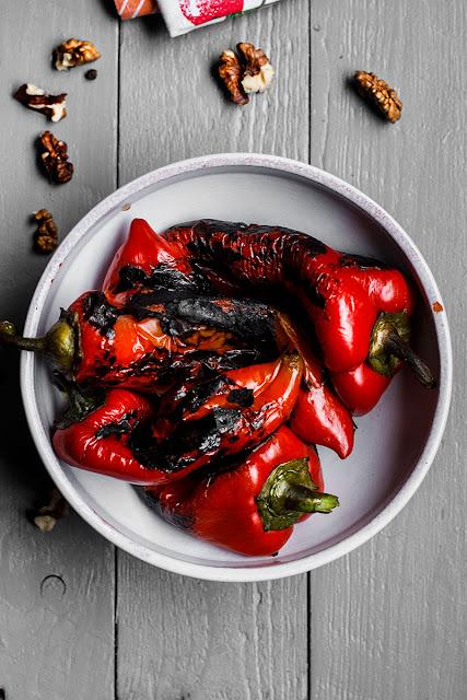Pečene paprike - Magična Oklagija food blog