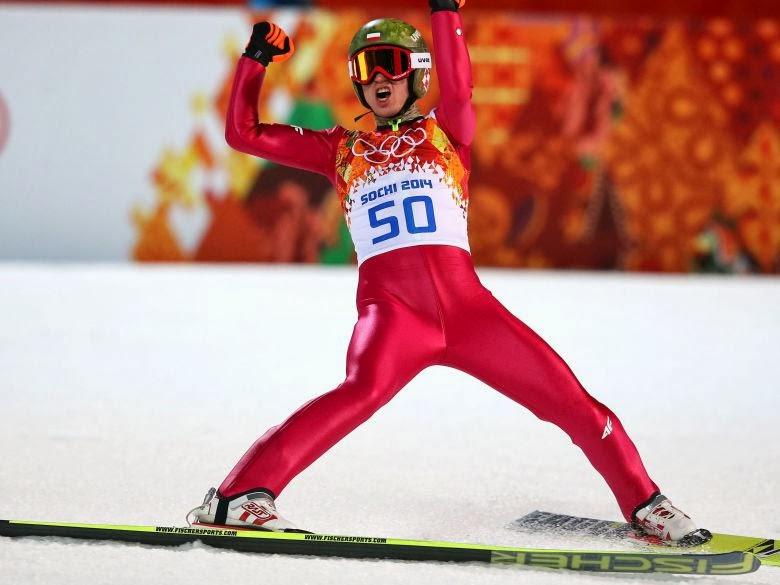 Kamil Stoch mistrz olimpijski 2014