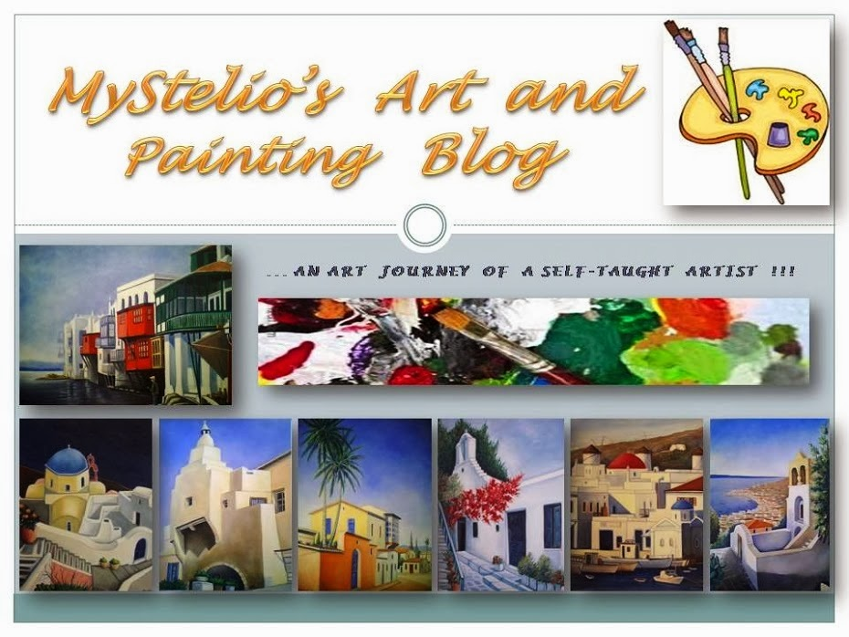 Mystelio's Painting Blog ...