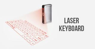 Virtual Laser Keyboard : Device Canggih Layaknya Film Fiksi Ilmiah