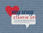 My Way Stampin' Up! 2012