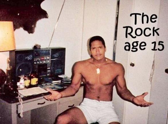 Hercules The Rock Diet