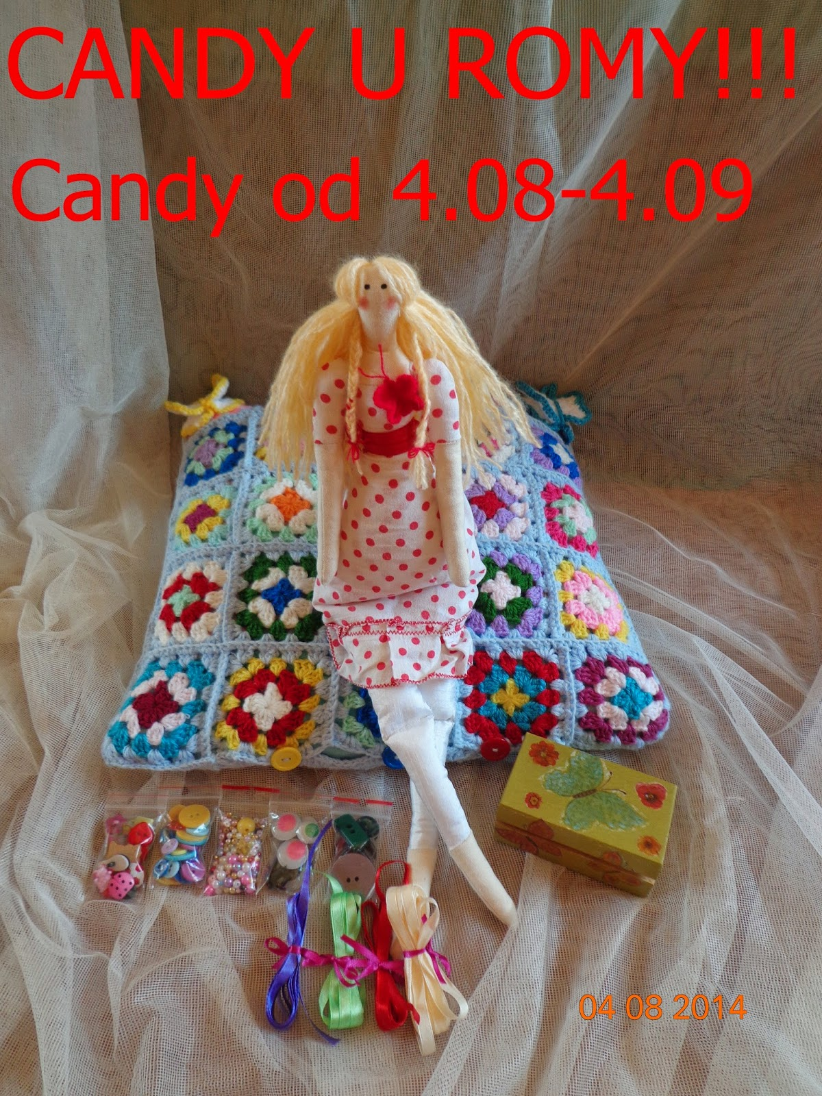 Candy u Romy