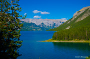 Location: Lake Minnewanka Scenic Dr, Banff National Park, . (banff blog)