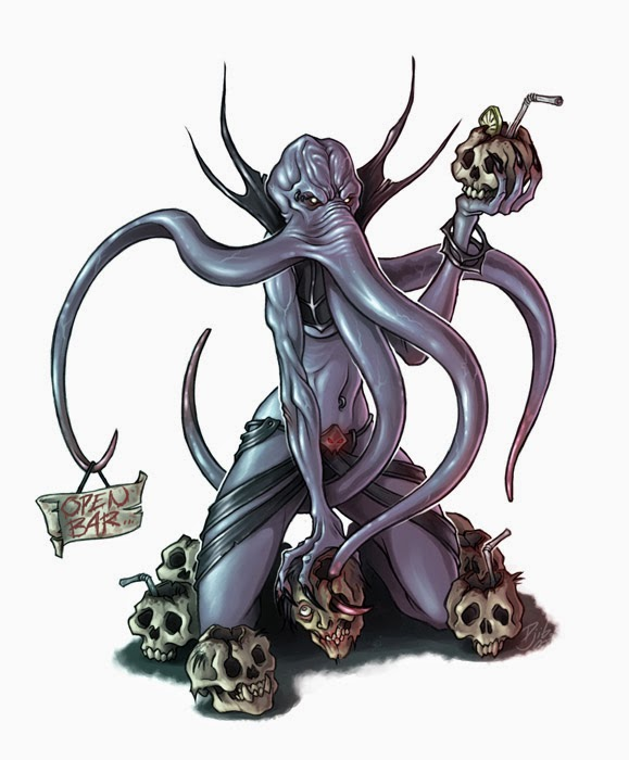 Chainsaw Chirurgeon 5e Race Ii The Illithids