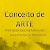 """Slides sobre o """"conceito"""" de Arte e as Funções da Literatura"""
