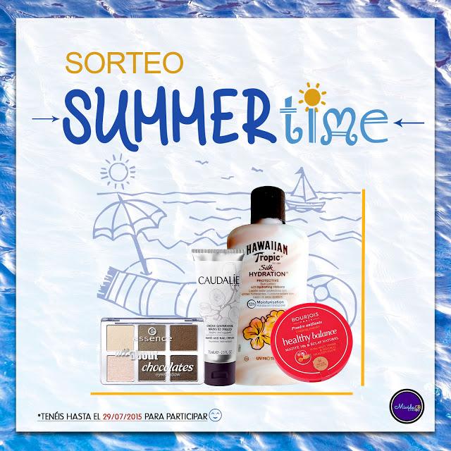 sorteo summer time