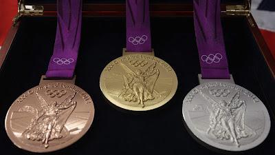 london olympics 2012 medals