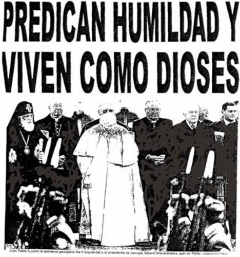 ¿Cuánto gana un obispo en Argentina? ¿y un sacerdote?