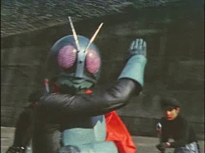 Kamen Rider (1971) Ep 1 Subtitle Indonesia