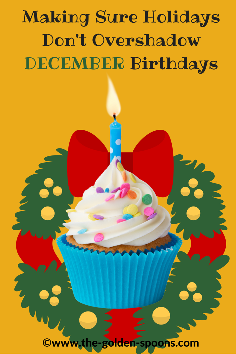 Happy december birthday