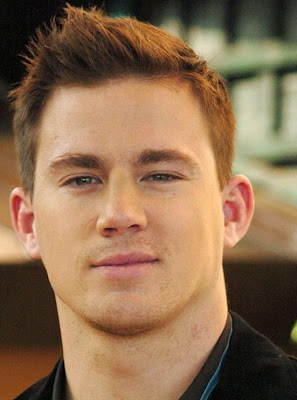 CHANNING TATUM HAIRSTYLES - SPIKY HAIRCUT