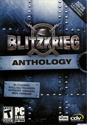 Blitzkrieg Anthology PC Cover