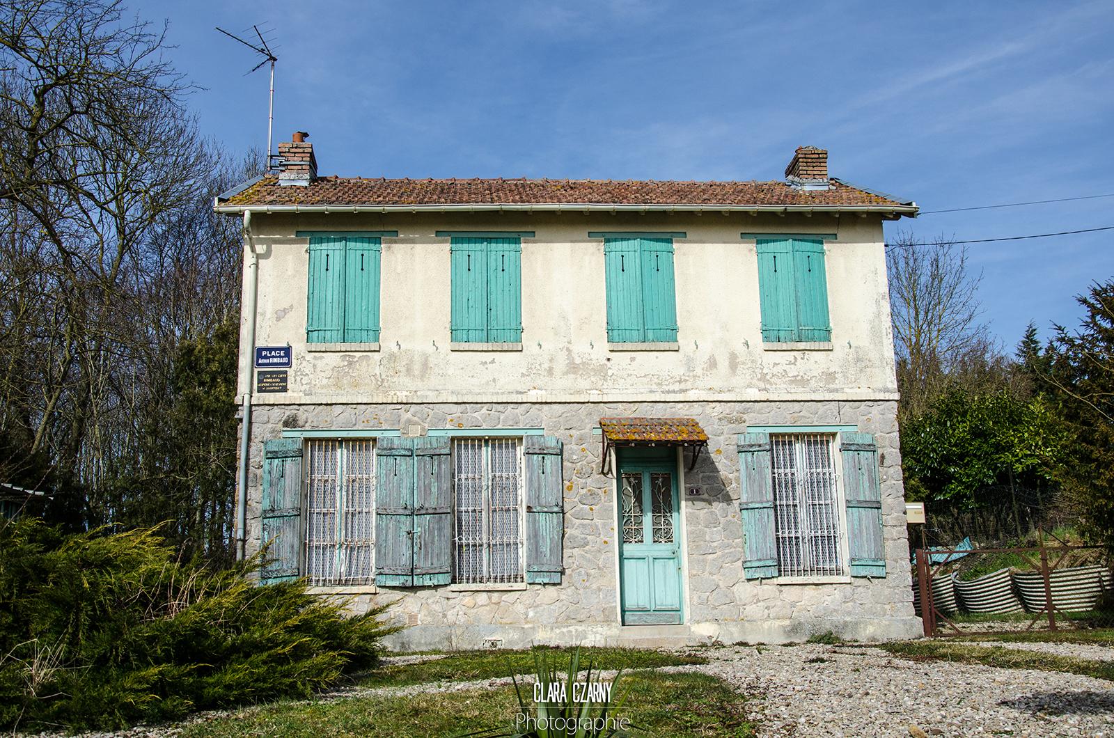 Rimbaud roche ccphoto for Africa express maison des jeunes