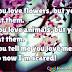Aγαπάς τα λουλούδια...