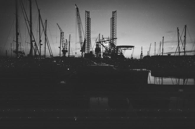 Amsterdam docks